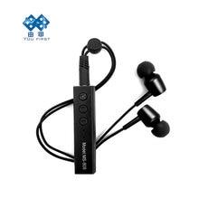 YOU FIRST Lavalier Bluetooth Earphone Module Headset With Camera Mic Bass Earphones Bluetooth Earphone Kulakl K for Xiaomi HTC