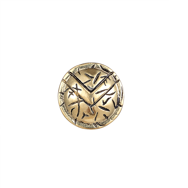 Fashion Retro Spartan Shield Accessories Necklace Bracelet DIY Manufacture Jewelry Connector Spartan Helmet Accessories Jewelry in Jewelry Findings Components from Jewelry Accessories