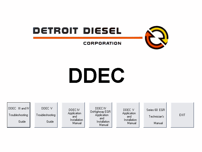 compare prices on detroit diesel ddec online shopping buy low detroit diesel ddec 3 4 5 service manual mainland