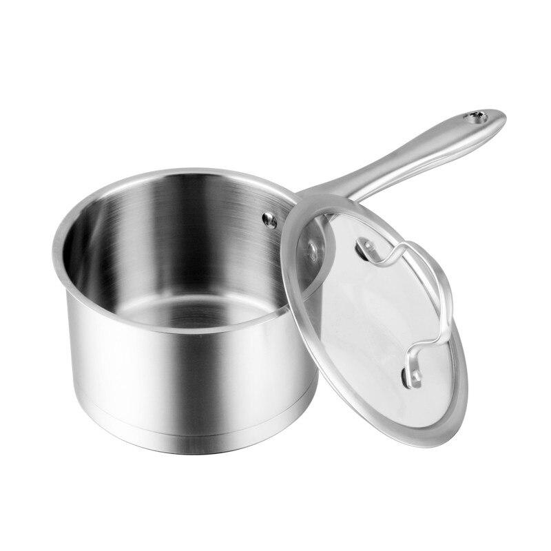 casserole de cuisson pots pan cuisine outil ustensiles de cuisine cocotte lait pot ustensile. Black Bedroom Furniture Sets. Home Design Ideas