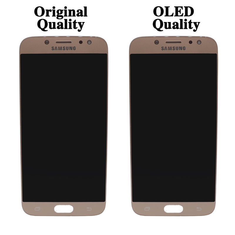 HTB12KqsXIfrK1Rjy1Xdq6yemFXaR AMOLED Original Display For SAMSUNG Galaxy J7 Pro LCD Display Touch Screen J730 J730F for SAMSUNG J7 Pro LCD Screen Replacement