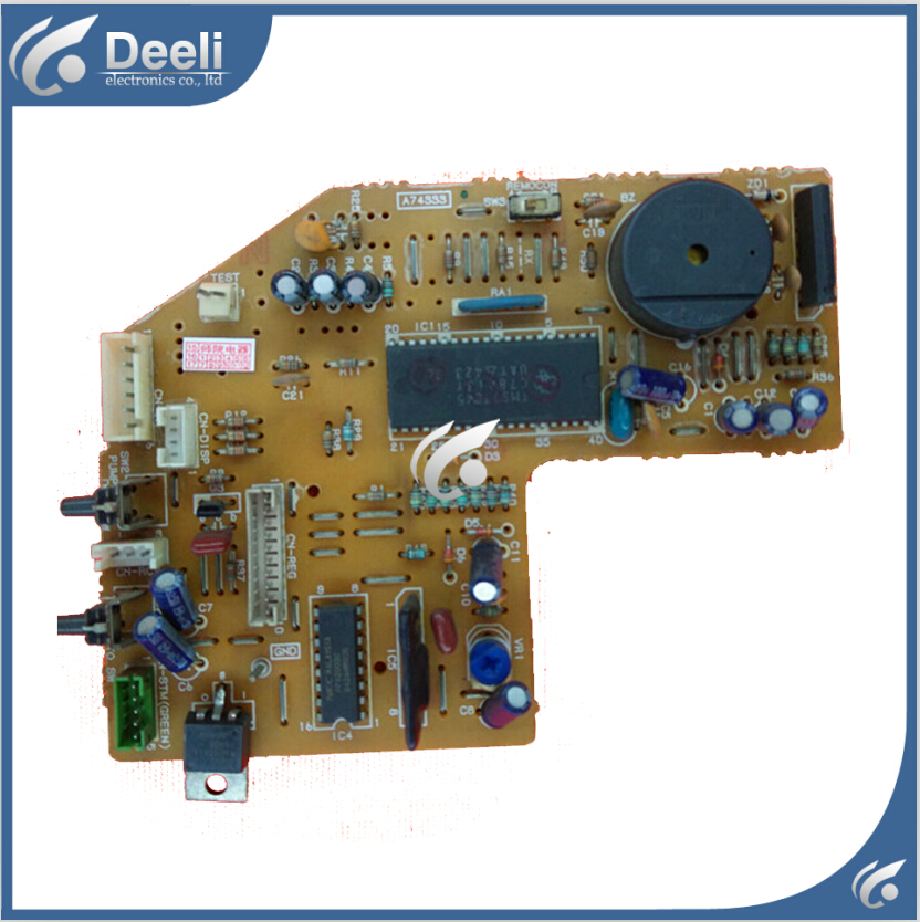 Подробнее о 95% new Original for Panasonic air conditioning Computer board A74333 A74334 circuit board 95% new original for panasonic air conditioning computer board a741331 a741494 a741495 a741358 circuit board