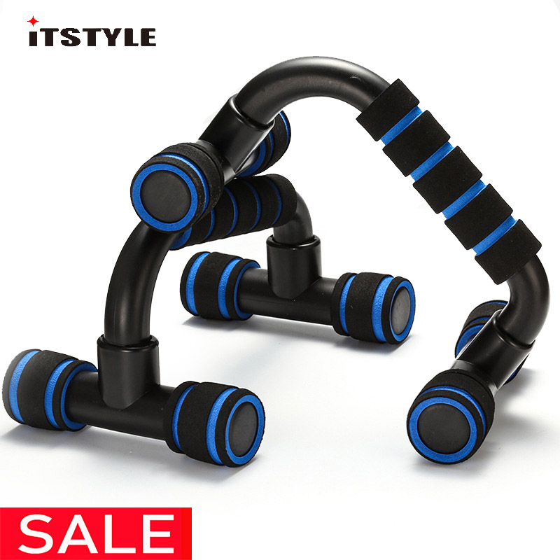 1Pair Push Ups Stands Grip Fitness Equipment Handles Chest Body Buiding Sports Muscular Training Push Up Racks