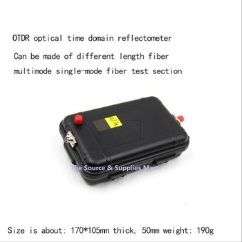 New arrival OTDR Launch Fiber Cable Singlemode 9/125um G652D 1KM FC/UPC-FC/UPC