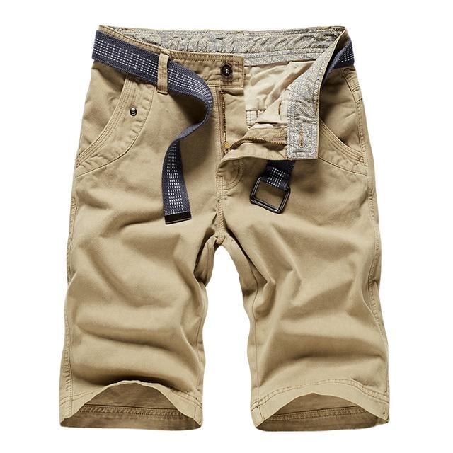 Streetwear shorts de Algodão Verão Calças Curtas Camo dos homens 2019 Marca de moda Roupas Confortáveis plus size casual Carga Shorts homme