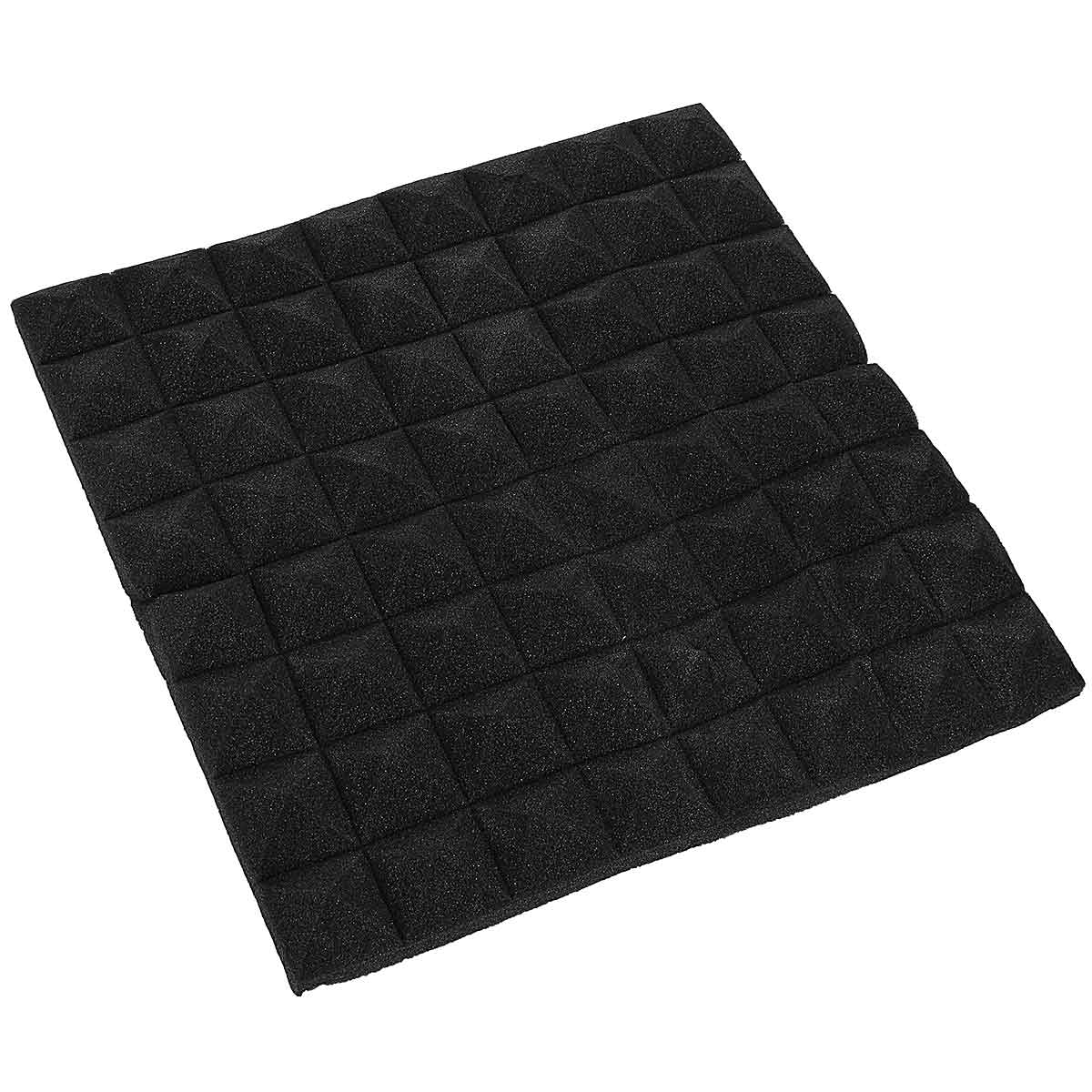 50x50x5cm acoustic soundproof foam sound stop absorption for Soundproof foam