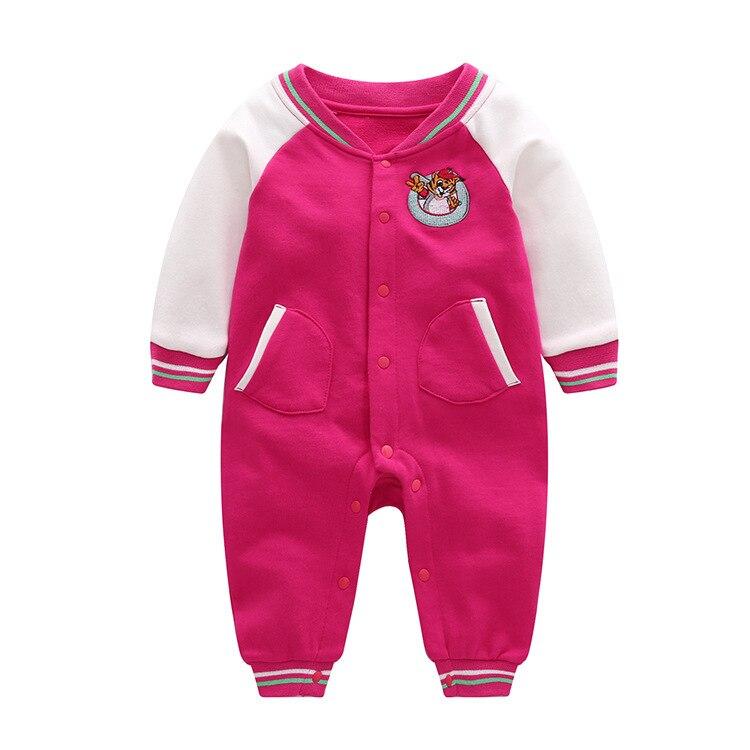 Նորածին մանկական Rompers Մանկական - Հագուստ նորածինների համար - Լուսանկար 6