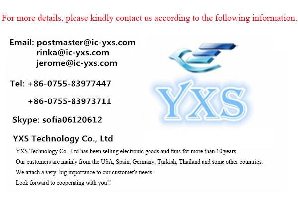 YSX Logo
