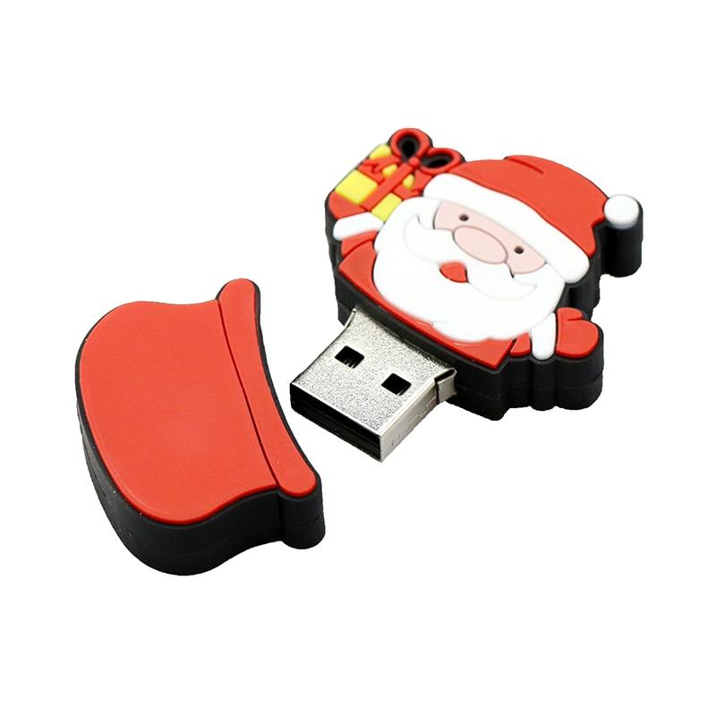 USB Flash Drive 128 GB մուլտֆիլմ Սուրբ Ծննդյան - Արտաքին պահեստավորման սարքեր - Լուսանկար 5