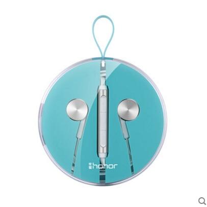 ФОТО Huawei Honor Engine 2 Earphone with Mic  box Earbuds for Xiaomi Samsung HTC