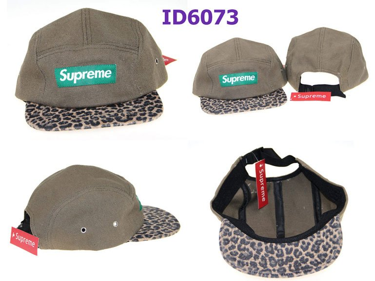 Free shipping-- Supreme snakeskin and leopard hats 5501a1ffe7c