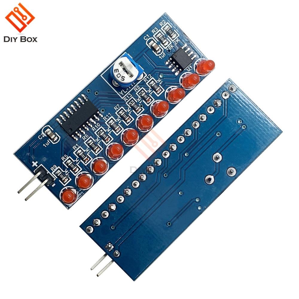 8 way water flash lamp lantern LED microcontroller module Electronic Component