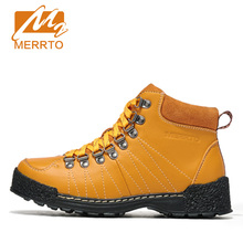 MERRTO Skidproof Woman Walking Shoes Outdoor Leather Sneakers Breathable Sports Shoes Athletic Walking Sneakers#18126