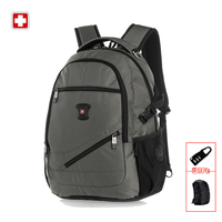 Swisswin Hot Sale Wenger Swiss Army Bag Laptop Backpack Men Travel Bags Waterproof 15 6 Inch