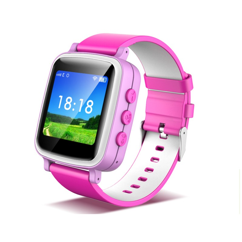 ФОТО  hot Kid GPS Watch Q80 Wristwatch SOS Call Location Finder Locator Device Tracker for Safe Anti Lost Monitor Baby