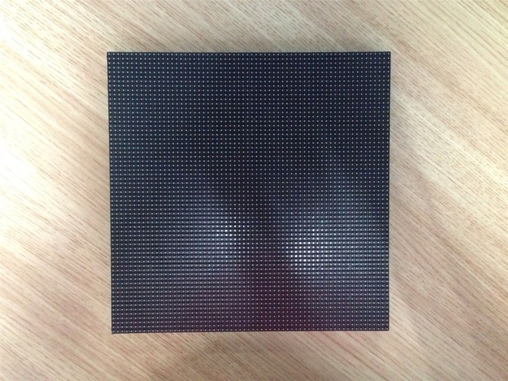 250mm X 250mm Indoor P3.91 LED Module 500mm X 500mm Die-casting Aluminum LED Cabinet Panel Board
