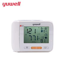 Фотография yuwell Wrist Sphygmomanometer Medical Health Equipment Blood Pressure Monitor LCD Digital Measuring Automatic Monitor 8600A