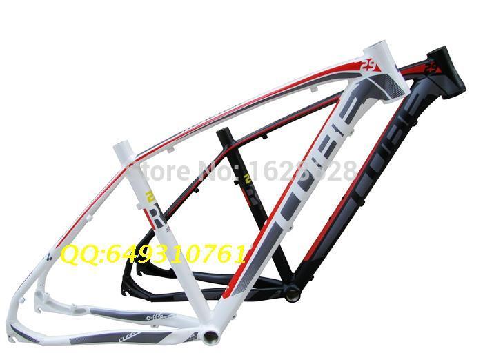 ems 2015 cube reaction colorful aluminum alloy ultra light mtb mountain bike frame 26