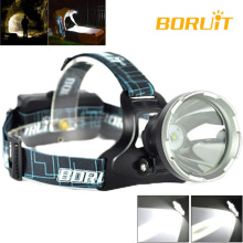 New BORUiT Smart B10 Original Cree XM-L2 Hunting Camping Fishing Head Torch light LED Headlamp