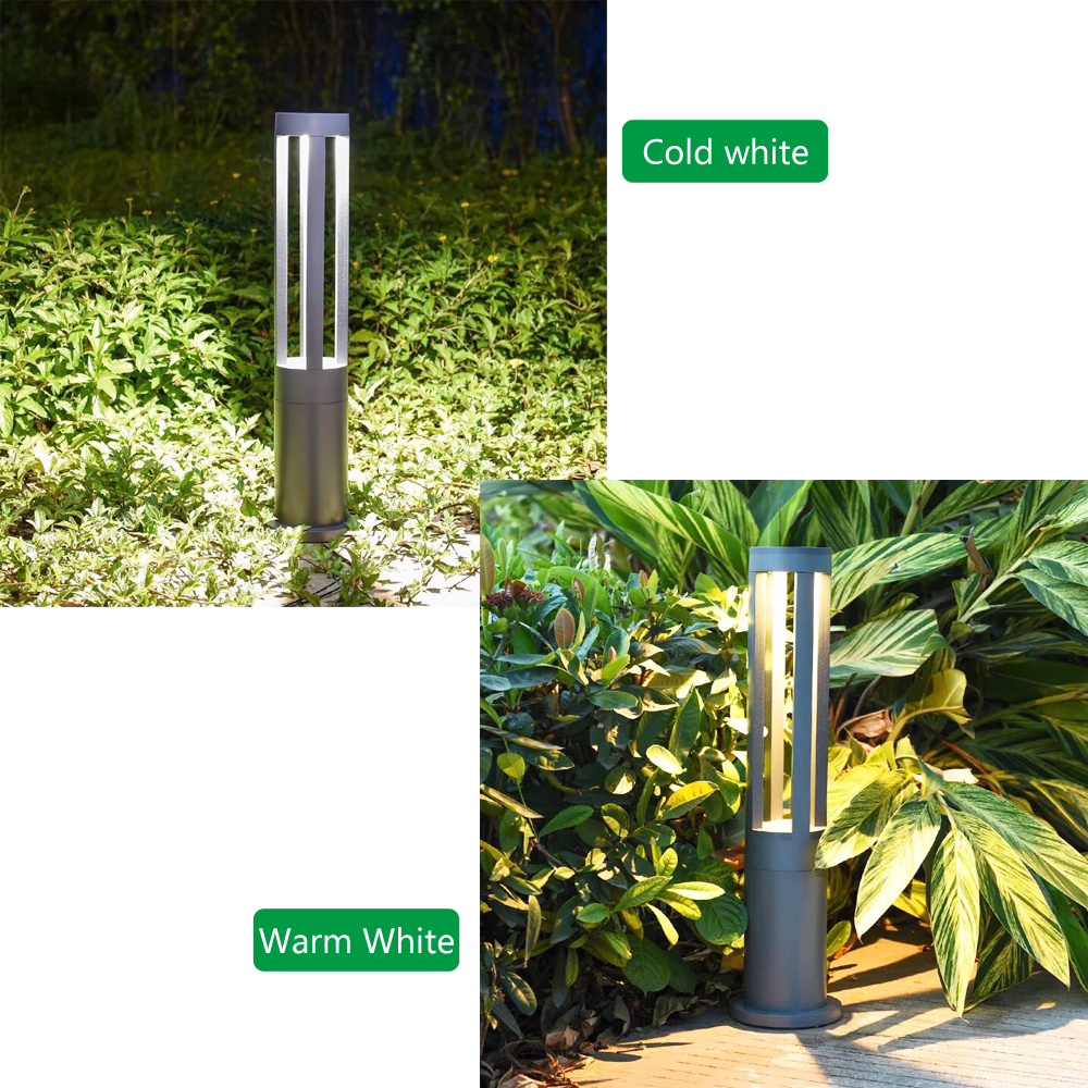 Image 3 - LED Landscape Garden Light Outdoor Waterproof for Lawn Decoration Yard Christmas Pathway Villa Garden Lighting Bollards Lamps-in LED Lawn Lamps from Lights & Lighting