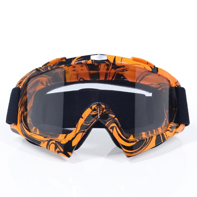 Unisex Ski Goggles Snowboard Mask Winter Snowmobile Motocross Sunglasses Windproof UV Protection Winter Sport Glasses
