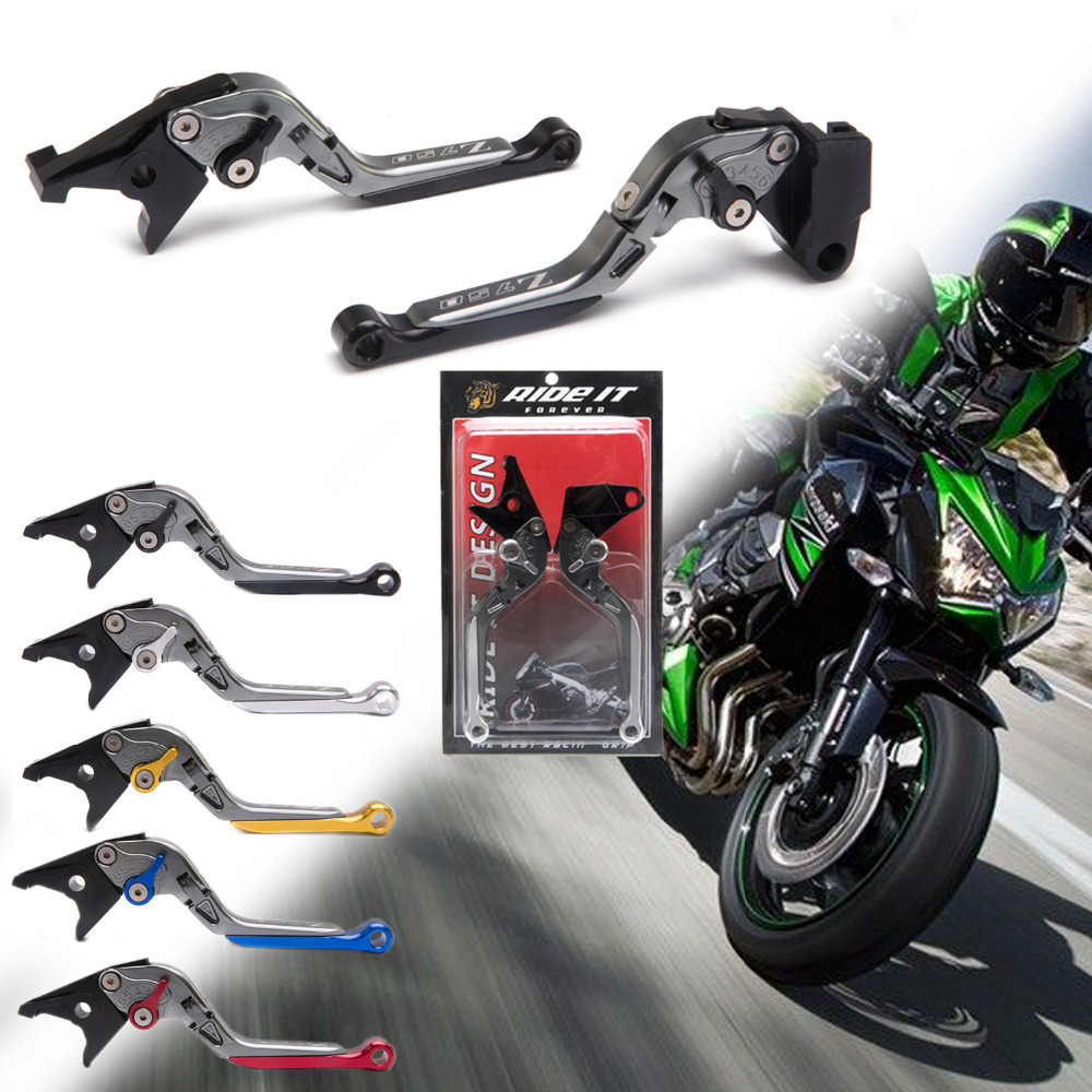 Z750 CNC Racing Motorcycle Hydraulic brake clutch levers For Kawasaki Z750 (Can't fit Z750S model) 2007 2008 2009 2010 2011 2012 clutch brake lever motorcycle telescopic folding clutch brake lever for kawasaki z1000 z 1000 2007 2008 2009 2010 2011 2016