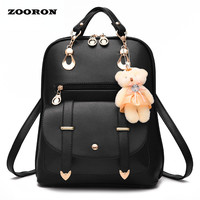 2016 New Arrival Fashion Women Backpack New Spring And Summer Students Backpack Women Korean Style Backpack