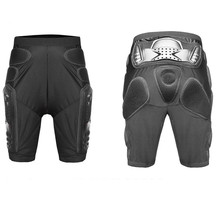 Triclicks New Breathable Protective Hip Pad Shorts Skiing Skating Snowboarding Impact Padded Motorcycle Armor Pants Gears