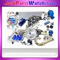 Completa Turbo Kit para Honda Civic 250hp1992-1994 de D15 D16