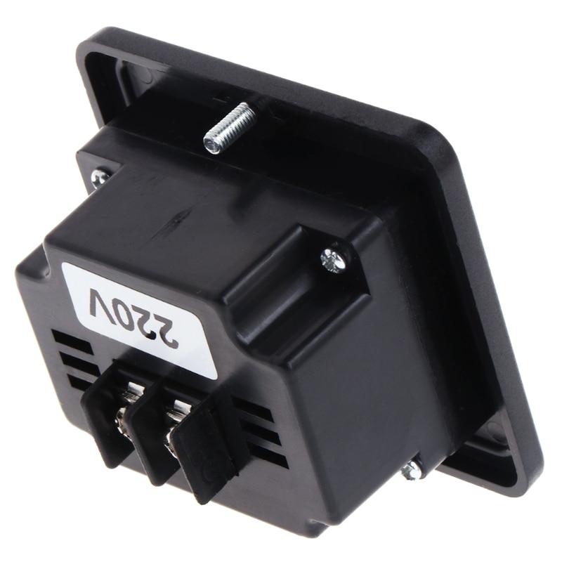 AIMOMETER GV13T AC220V Generator Digital Voltmeter Frequency Hour Test Panel Meter
