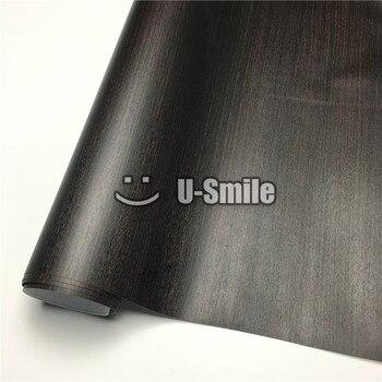 Wood Grain Self Adhesive Vinyl Film Oak Pattern  PVC Wood Texture Vinyl For Wall Furniture Car Interior Size:1.24X50m/Roll