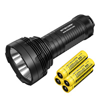 Wholesale Free Shipping NITECORE TM16GT Waterproof Aluminum Alloy 3600Lumen 7 Modes 4*XP L HI V3 Led Lamp Light Flashlight Torch