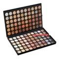 Pro 120 Paleta de Cores Da Moda Sombra Mineral Cosmetics Make Up Maquiagem Sombra Palette Eyeshadow Set Para As Mulheres DIY Ferramentas