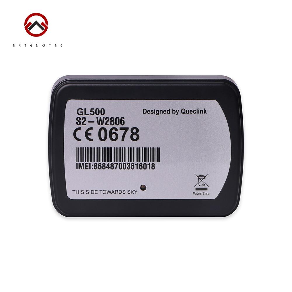 Traqueur GPS GL500 GSM traqueur GPS Microphone interne 1800 jours d'autonomie en veille batterie utile pour l'utilisateur CR123A