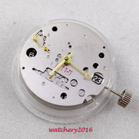 New ST 2533 GMT date power reserve automatic mechanical movement Men's watch movement