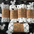 Recém-nascidos swaddle Musselina Árvore Alta Qualidade Multi-uso Infantil Orgânica de Bambu Bebê Cobertores De Musselina