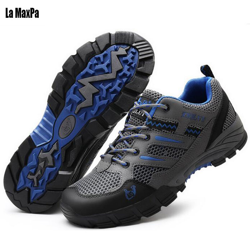 Sport Shoes Men Running Sports Shoes For Woman Breathable Mesh Trail Running Shoes Men Outdoor Walking For Lovers 2018 Spring summer running shoes mesh men walking camping shoes outdoor sport breathable running shoes