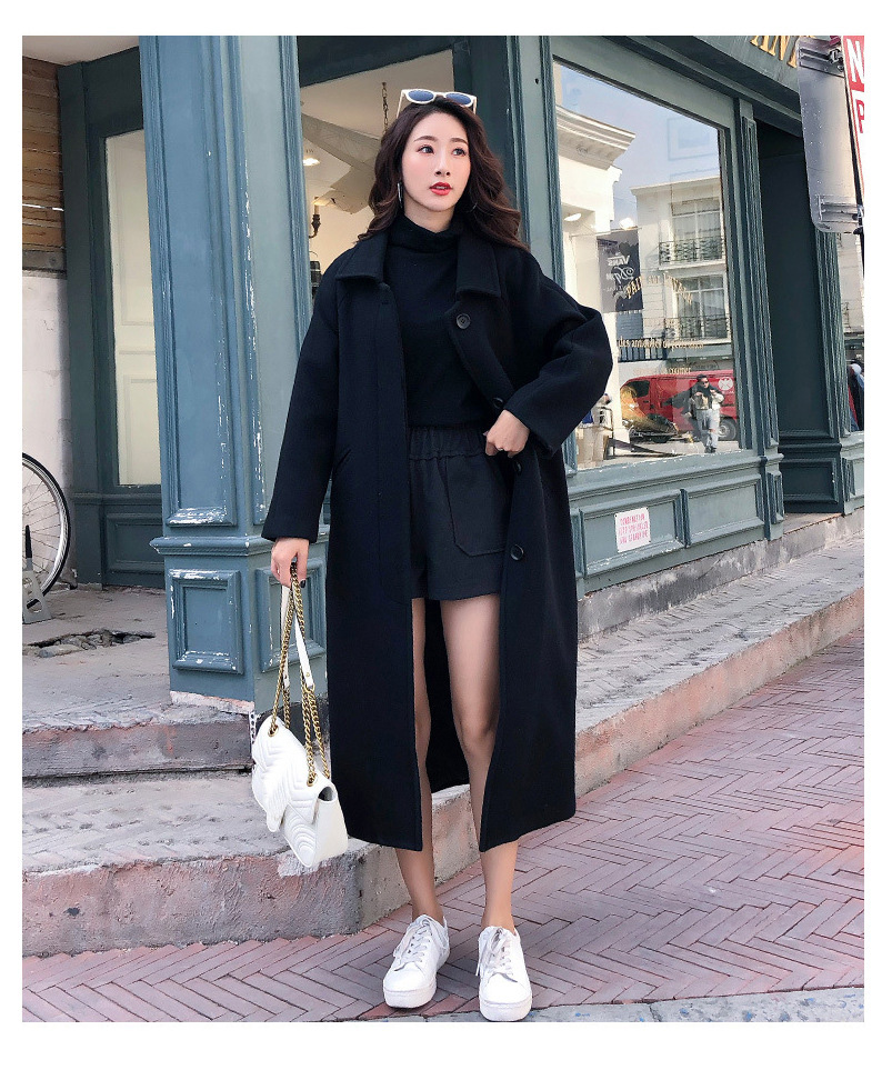 Fashion Winter Trench Coat For Women Long Coat Women Plus Size lingerie manteau femme hiver abrigos mujer invierno 18 9
