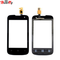 BKparts 100 Tested 1pcs Touch Glass For Fly IQ430 Touch Screen And Touch Panel Digitizer Replacement