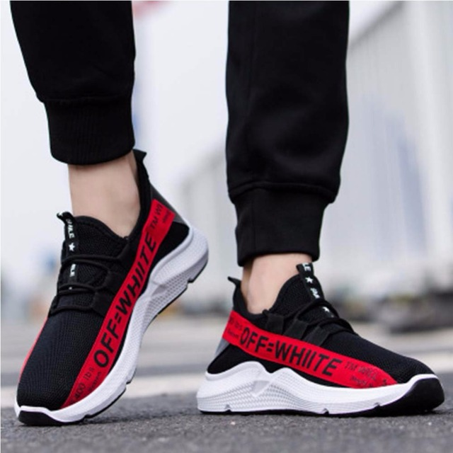 OLOMM 2018 Casual Shoes Men Breathable Autumn Summer Mesh Lovers Shoes Brand Femme Chaussure Ultras Boosts Superstar Sneakers 4