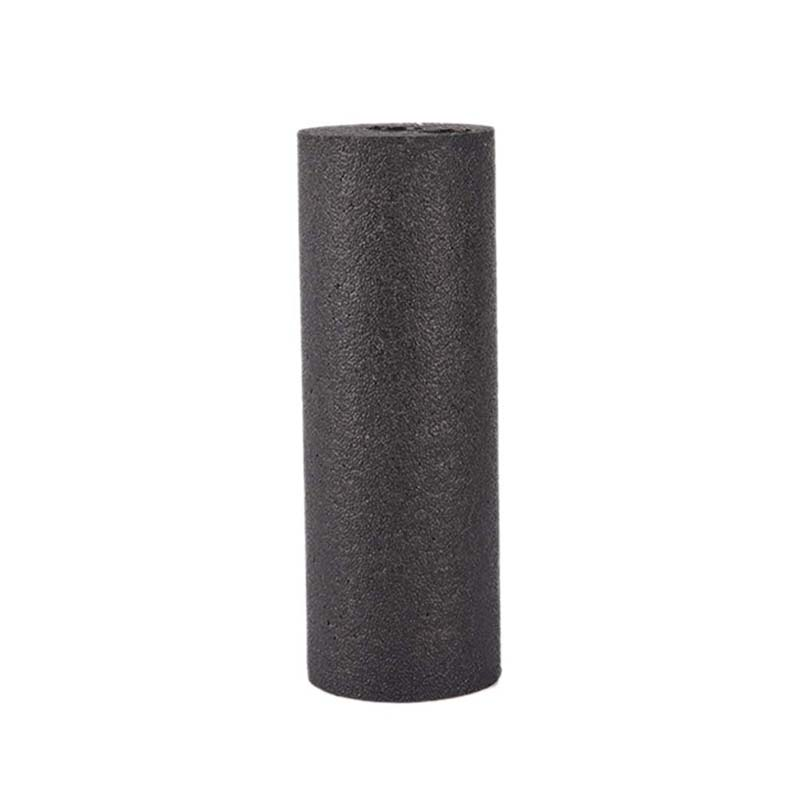 US $2 51 17% OFF|1pcs EPP Hollow Yoga Column Foam Roller Blocks Massage  Yoga Ball Gym Pilates Yoga Exercise Fitness Equipment Black-in Yoga Blocks