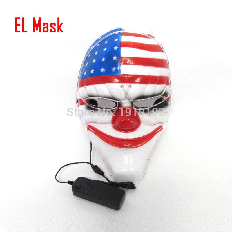 HTB12L2URVXXXXXOXpXXq6xXFXXX3 - Mask Light Up Neon LED Mask For Halloween Party Cosplay Mask PTC 260