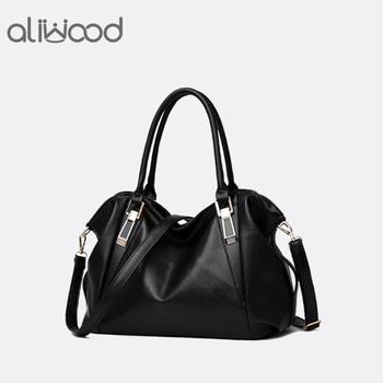 Hot Sale Womens Handbags Trendy Leisure Tote Bags Ladies Crossbody Female Pu Leather Messenger Hobos Shoulder