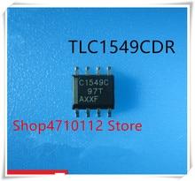 NEW 10PCS/LOT  TLC1549CDR TLC1549I TLC1549C TLC1549 C1549C C1549I SOP-8  IC