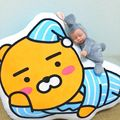 High Quality Cartoon Ryan Printing Pillow Plush Toy Doll Gift Girl