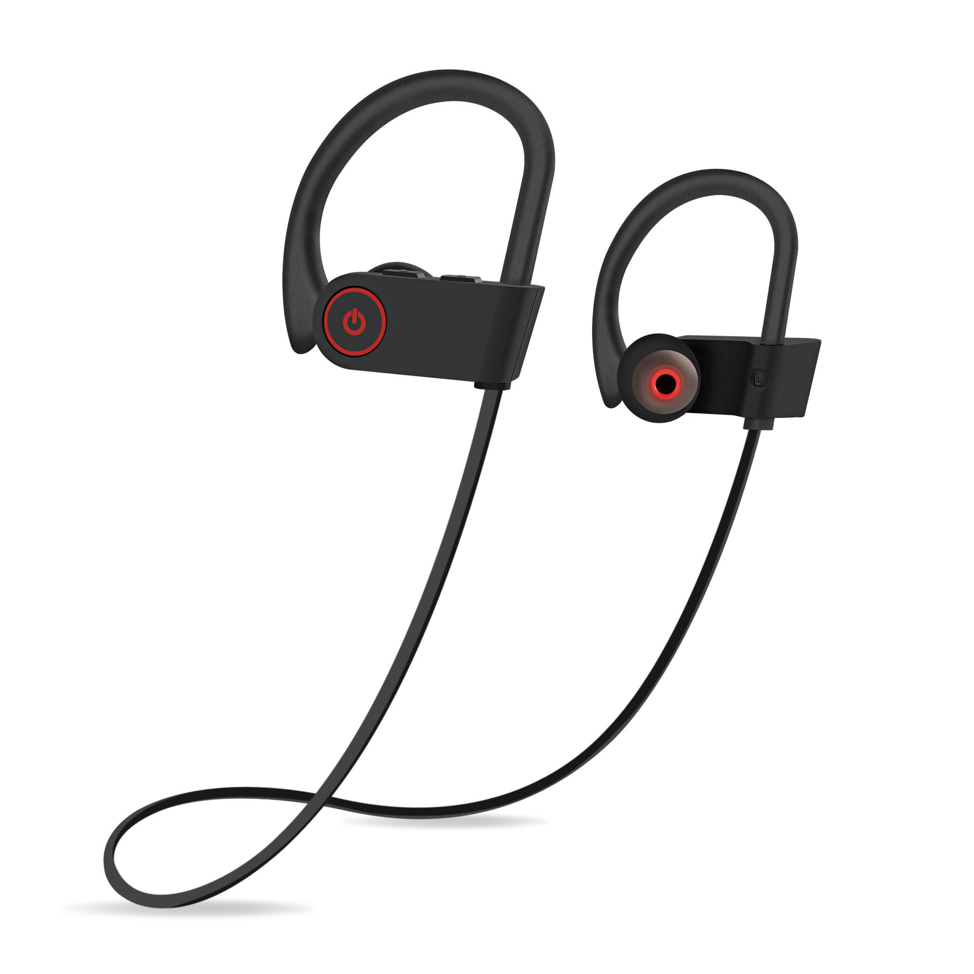 ZAPET IPX7 Wasserdichte Bluetooth Kopfhörer Bass Wireless Bluetooth Kopfhörer Sport Bluetooth kopfhörer mit mic für Xiaomi