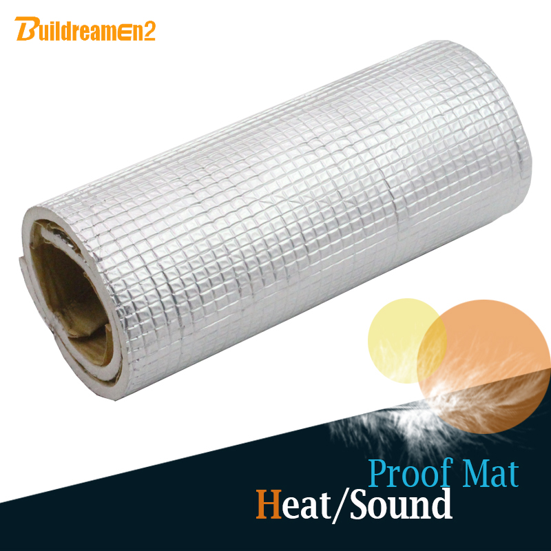 Sound Proof Insulation : Buildreamen cm car truck heat insulation sound
