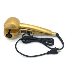 New Professional Hair Curler Styling Tools Digital Ceramic Wave LCD Titanium Automatic Volume Magic Curling Iron Stick