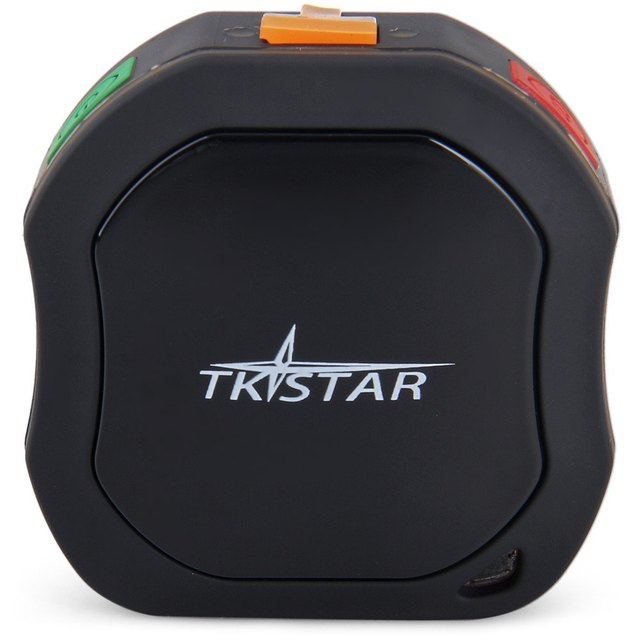 GPS tracker TK STAR LK109 Waterproof Mini GSM / GPS Tracker SOS Communicator for Children / Pets / Cars – EU Plug free shipping