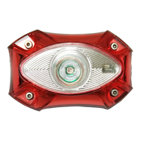 3W Bicycle Tail Rear Light CREE LED Lamp USB Rechargeable Super Bright MTB Road Bike Safety